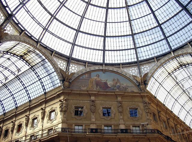 Mailand in drei Tagen: Galleria Vittorio Emanule II
