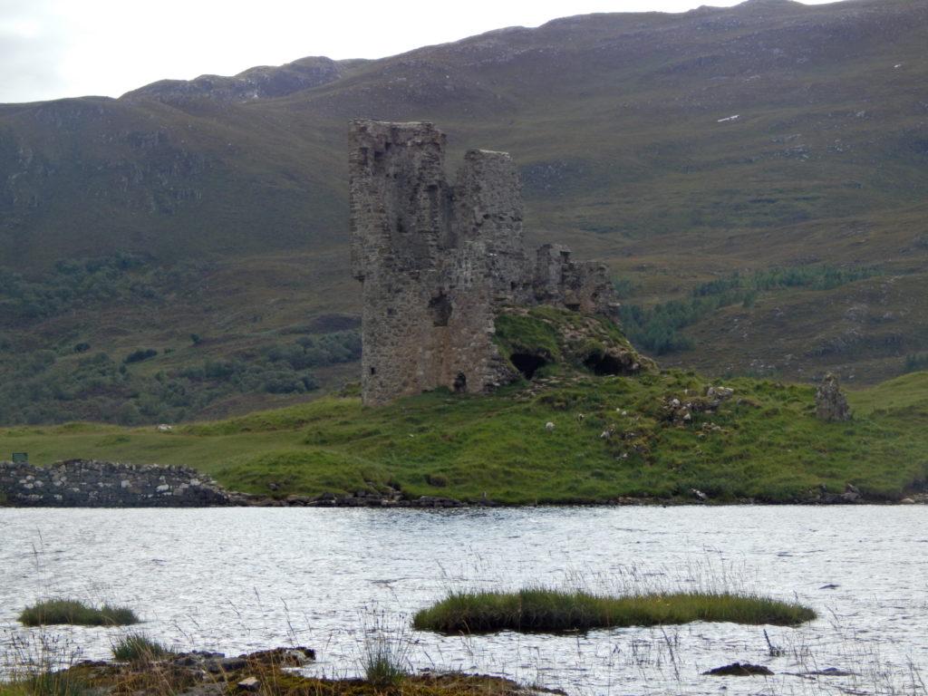 Fotospots in Schottland - Schottlands schönste Ruine: Ardvreck castle