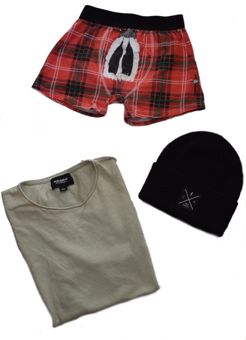 Packliste Schottland: Kleidung