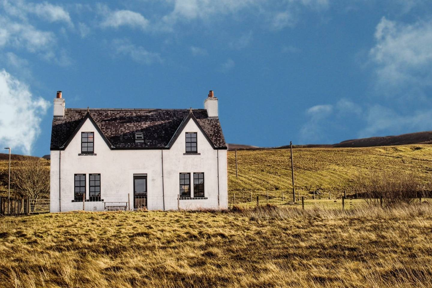 Contemporay Scottish Cottage