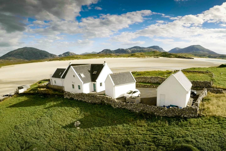 AirBnB-Unterkünfte in Schottland: Wohnen bei Gillian